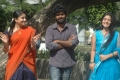 Karunya, Ramakrishnan, Athmiya in Pongadi Neengalum Unga Kaadhalum Movie Stills