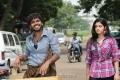 Ramakrishnan, Athmiya in Pongadi Neengalum Unga Kaadhalum Movie Stills