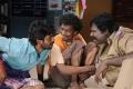 Ramakrishnan, Sentrayan, Imman Annachi in Pongadi Neengalum Unga Kaadhalum Movie Stills