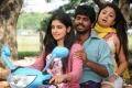 Athmiya, Ramakrishnan, Karunya in Pongadi Neengalum Unga Kaadhalum Movie Photos