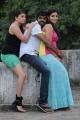 Karunya, Ramakrishnan, Athmiya in Pongadi Neengalum Unga Kaadhalum Movie Photos