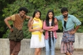 Ramakrishnan, Athmiya, Karunya in Pongadi Neengalum Unga Kaadhalum Movie Photos