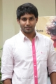 Actor Aadhav Kannadasan at Ponmaalai Pozhudhu Movie Press Meet Stills