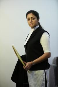 Actress Jyothika Ponmagal Vanthal Movie Images HD