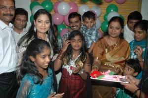Pooja @ 50th Green Trends Salon Launch