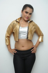 Telugu Actress Pooja Hot Photos @ 33 Prema Kathalu Audio Launch