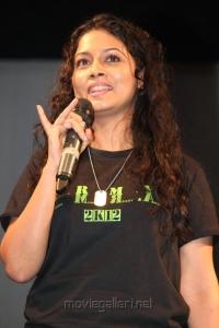 Pooja Umashankar at Young Minds Ready & Armed (ARMY) Musical Concert Stills