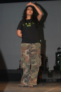 Pooja Umashankar at Kids Musical Concert Stills