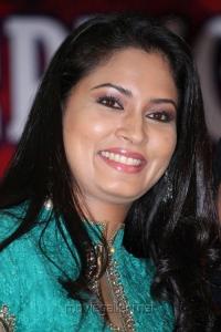 Actress Pooja at Panimalar College Stills