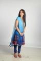 Veedu Theda Actress Pooja Bose in Churidar Cute Photo Shoot Stills