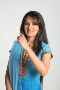 Actress Pooja Bose Cute in Churidar Photo Shoot Pics