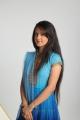 Telugu Actress Pooja Bose in Sky Blue Churidar Photos