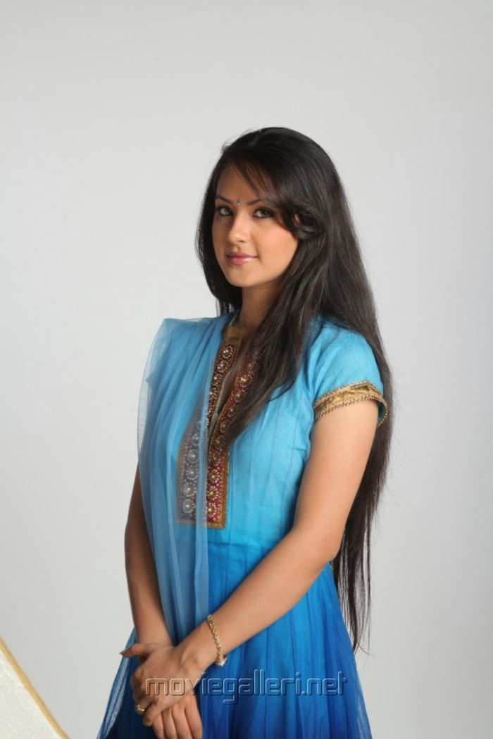 Pooja Bose Blue Churidar Unlimitedvsh Pictures Hosted