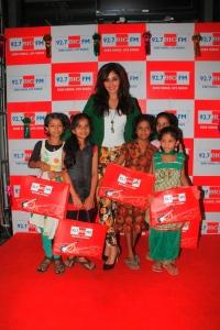 Actress Pooja Chopra New Photos at 92.7 BIG FM