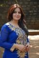 Pooja Gandhi in Blue Salwar Kameez Photo Shoot Stills