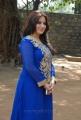 Actress Pooja Gandhi Hot Looking Stills in Blue Churidar