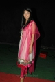 Actress Pooja Hegde in Churidar at Mask Movie Audio Launch