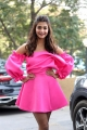 Actress Pooja Hegde Images @ Ala Vaikunthapurramuloo Thanks Meet