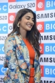 Pooja Hegde launches Samsung Galaxy S20 at BIG C showroom, Madhapur