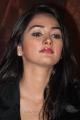Actress Pooja Hegde New Stills at Mugamoodi Press Meet