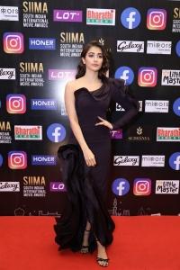 Actress Pooja Hegde Pictures @ SIIMA Awards 2021