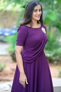 Actress Pooja Jhaveri Images @ Bangaru Bullodu Trailer Launch