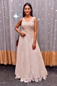 Actress Pooja Jhaveri Images @ Sobhan Babu Prestigious Awards 2018