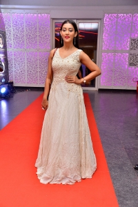 Actress Pooja Jhaveri Images @ Sobhan Babu Awards 2018