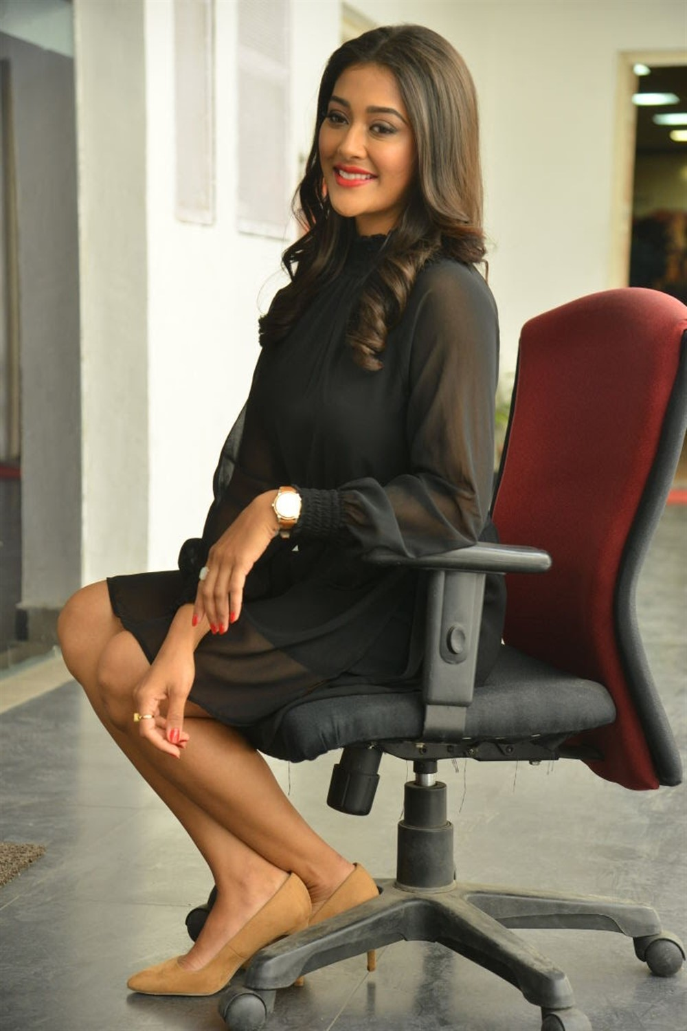 Actress Pooja Jhaveri Latest Pics @ Kitty Party Movie First Look Launch