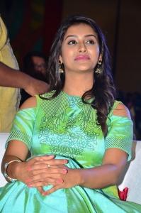 Telugu Actress Pooja Jhaveri Pics in Green Dress