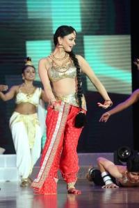 Pooja Kumar Dance Performance @ Uttama Villain Audio Release