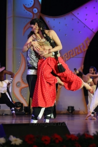 Pooja Kumar Dance Performance @ Uttama Villain Audio Launch