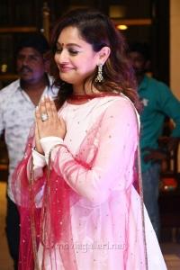 Actress Pooja Kumar New Photos HD @ Kadaram Kondan Trailer Release
