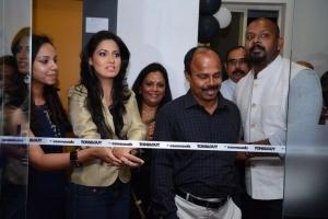 Pooja Launches Toni And Guy Essensuals Salon Stills