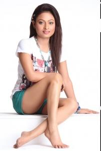 New Telugu Actress Pooja Hot Photoshoot Stills