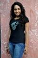 Actress Pooja Ramachandran Photo Shoot Pics at Swamy Ra Ra On The Sets
