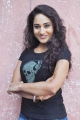 Anchor Pooja Ramachandran Photo Shoot Pics at Swamy Ra Ra On The Sets
