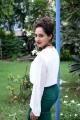 Actress Pooja Ramachandran New Stills @ Police Diary 2.0 Web Series Press Meet