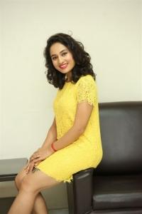 Inthalo Ennenni Vinthalo Movie Heroine Pooja Ramachandran Interview Stills