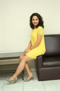 Actress Pooja Ramachandran Stills in Yellow Dress