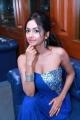Actress Pooja Sri in Blue Dress Hot Photos