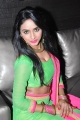 Telugu Actress Pooja Sri New Pictures in Green Dress
