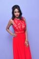 Actress PoojaSri Pics in Red Dress @ Saiya Re Album Launch