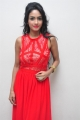 Actress PoojaSri Pics in Red Dress @ Saiya Re Musical Album Launch