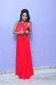 Actress Pooja Sri Pics in Red Dress @ Saiya Re Album Launch