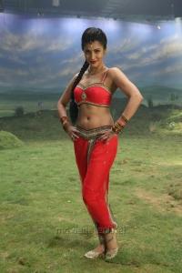 Actress Shruti Haasan in Poojai Movie Hot Stills