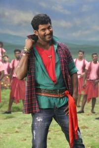 Actor Vishal in Poojai Movie Stills