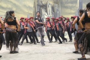 Hero Vishal in Poojai Movie Stills
