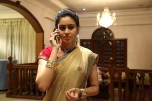 Actress Abhinaya in Poojai Movie Latest Photos