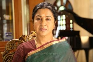 Radhika Sarathkumar in Poojai Movie Latest Photos
